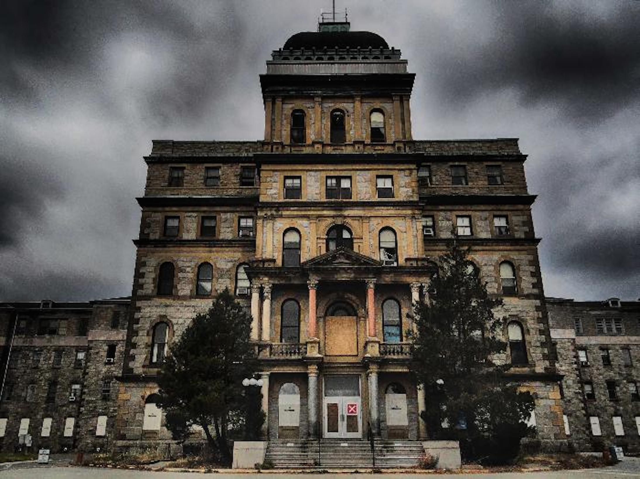 Greystone Park Psychiatric Hospital Slated To Be